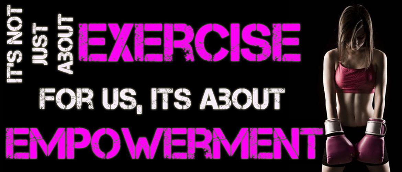 Pink Belt Kickboxing Women's Kickboxing Programme: Empower Yourself