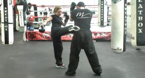 MIranda Nolan Kickboxing