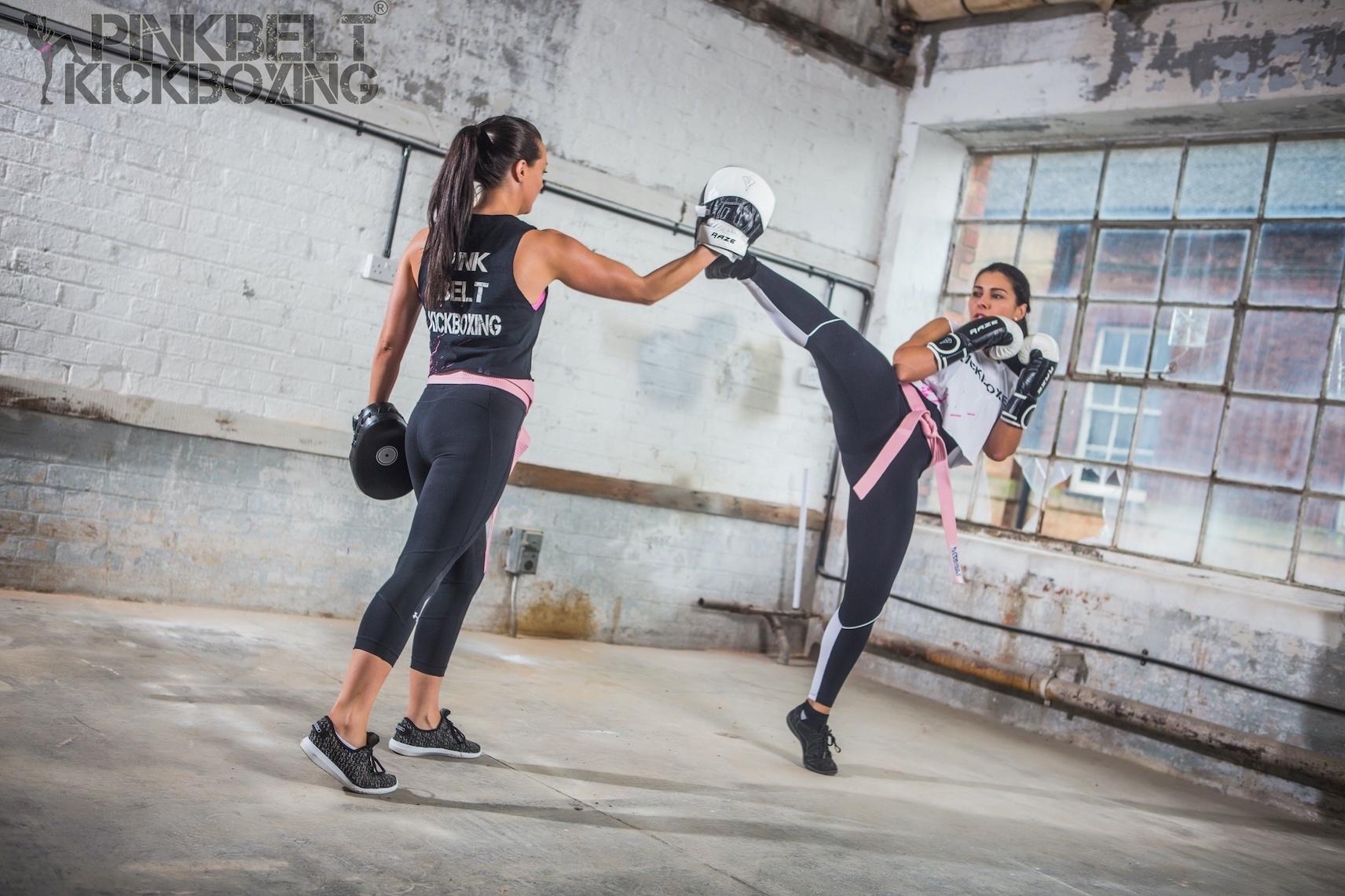 PinkBelt Kickboxing in Cardiff